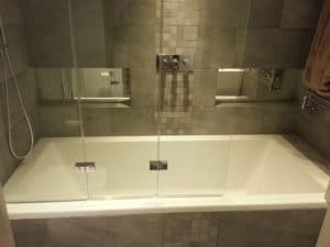 professional bathroom fitting cost