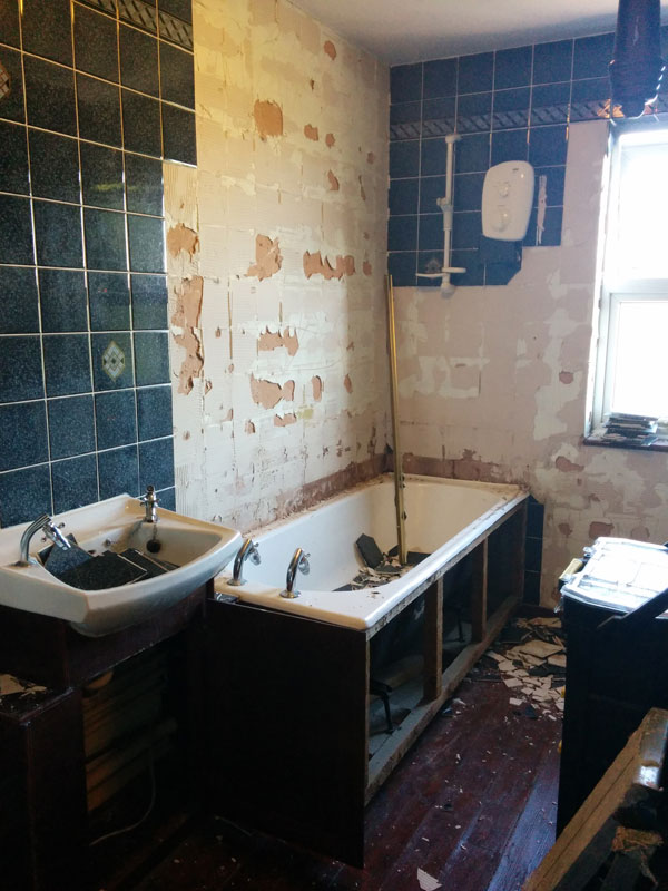 professional bathroom renovation services in dublin