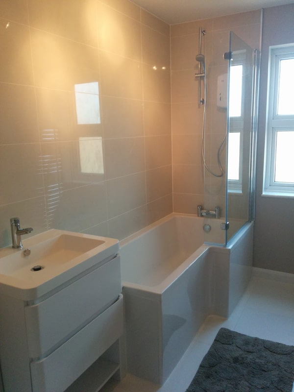 bathrooms renovations services in dublin