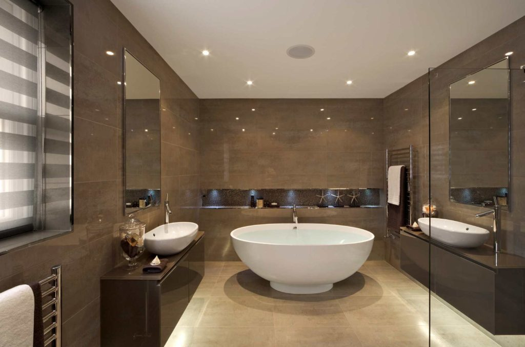 Clara, County Wicklow bathroom renovation & fitting